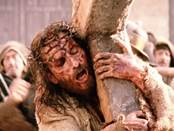 Image result for Jesus carrying the cross pics